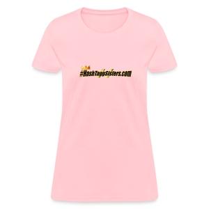 HashTaggSissters T-Shirt - Women's T-Shirt