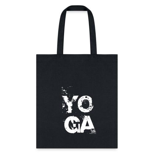 Y O G A Tote Bag - WB - Tote Bag