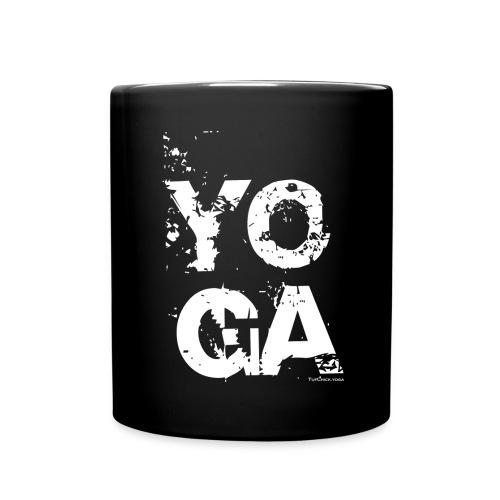 Y O G A Mug - WB - Full Color Mug