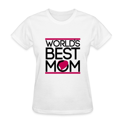 best mom  - Women's T-Shirt