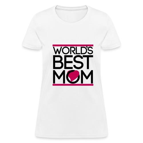best mom  - Women's T-Shirt