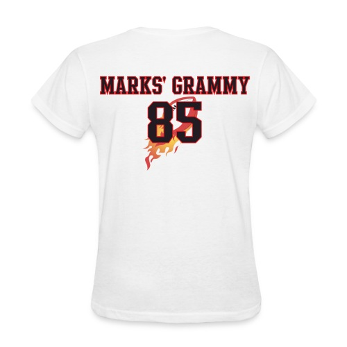 Marks' Grammy custom - Women's T-Shirt