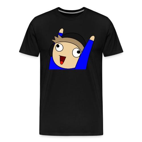 gagsBoop Male T-shirt - Men's Premium T-Shirt