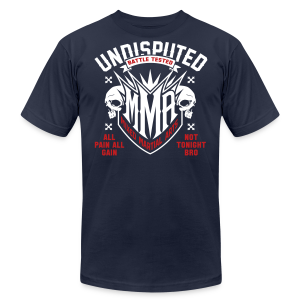 Undisputed - Men's Fine Jersey T-Shirt