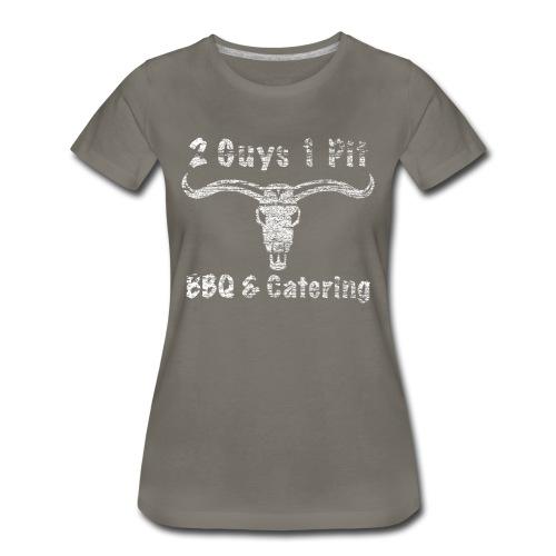 2 Guys 1 Pit Women's Tee - Women's Premium T-Shirt