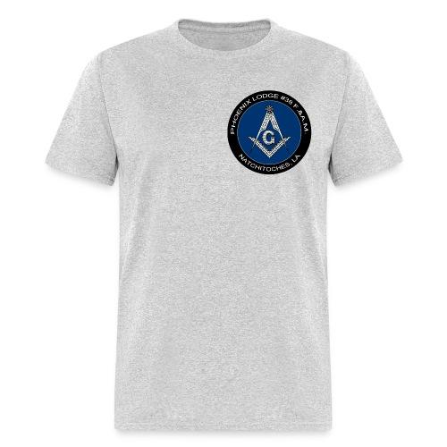 Phoenix Lodge #38 Official Logo Tee - Men's T-Shirt