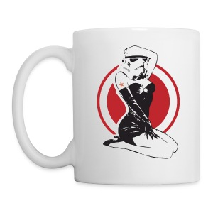 RedStar : Trooper Pin-up Mug - Coffee/Tea Mug