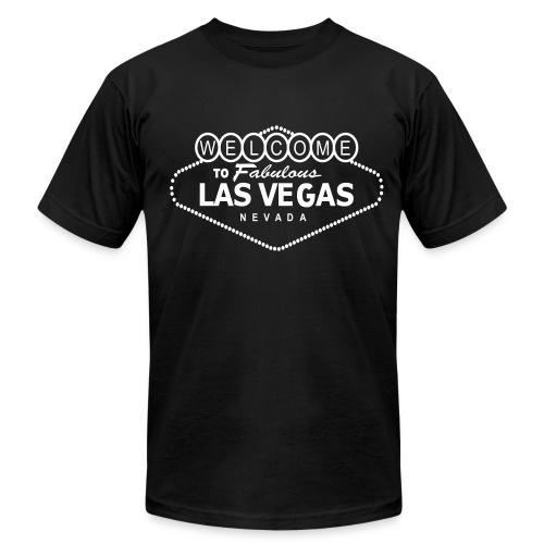 Men Welcome to Vegas! - Men's Fine Jersey T-Shirt