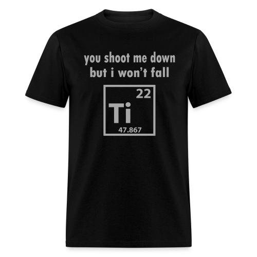 Titanium - Men's T-Shirt