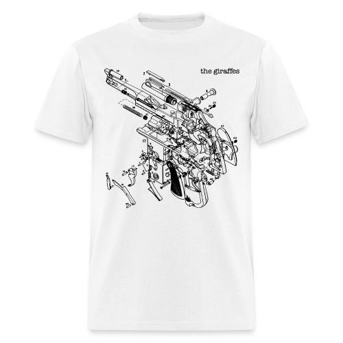 The Giraffes - Men's T-Shirt