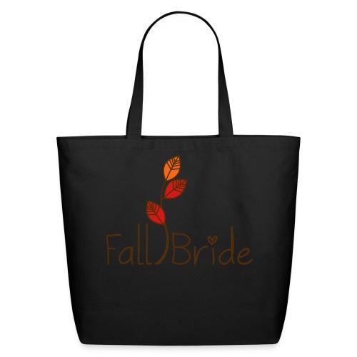 Fall Bride Eco-Friendly Tote - Eco-Friendly Cotton Tote
