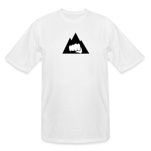 Steve Sized Mountain T (3XT) - Men's Tall T-Shirt