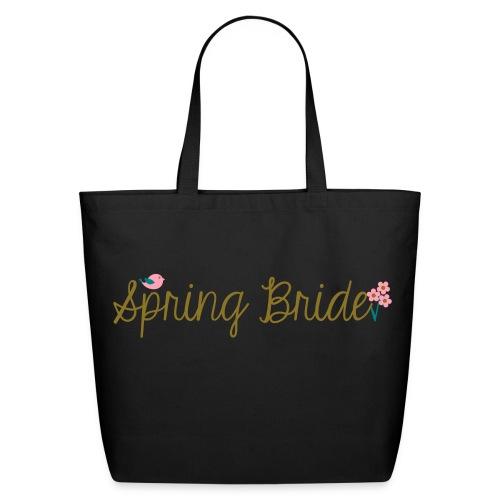 Spring Bride Eco-Friendly Tote - Eco-Friendly Cotton Tote
