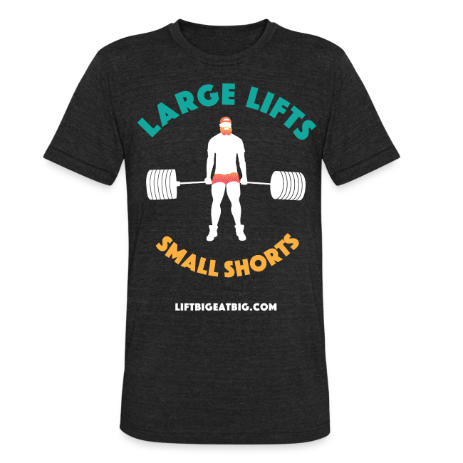 Large Lifts, Small Shorts (Tri-Bend)