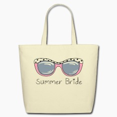 Summer Bride Eco-Friendly Tote
