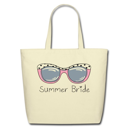 Summer Bride Eco-Friendly Tote - Eco-Friendly Cotton Tote