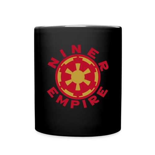 Coffee Mug - Niner Empire Imperial Logo - Full Color Mug