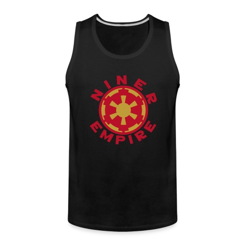 Men's Tank - Niner Empire Imperial Logo - Men's Premium Tank
