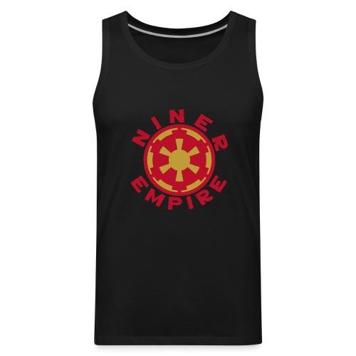 Men's Tank - Niner Empire Imperial Logo - Men's Premium Tank