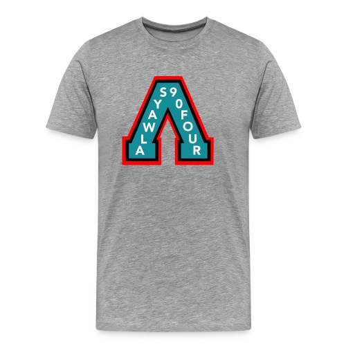Always A Grey Rocket - Men's Premium T-Shirt