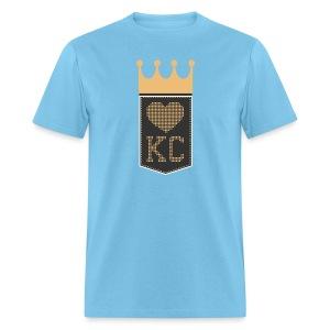 Royal Scoreboard - Men's T-Shirt