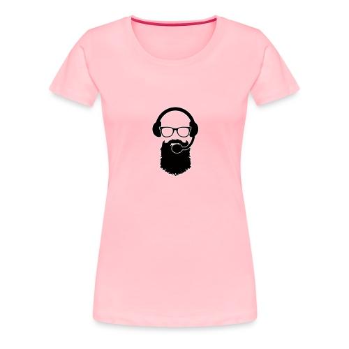 Premium Womens New Logo T-Shirt - Women's Premium T-Shirt