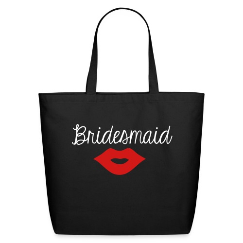 Bridesmaid Eco-Freindly Tote - Eco-Friendly Cotton Tote