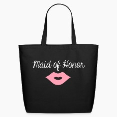 Maid of Honor Eco-Friendly Tote