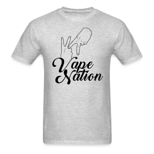 Vape Nation  - Men's T-Shirt