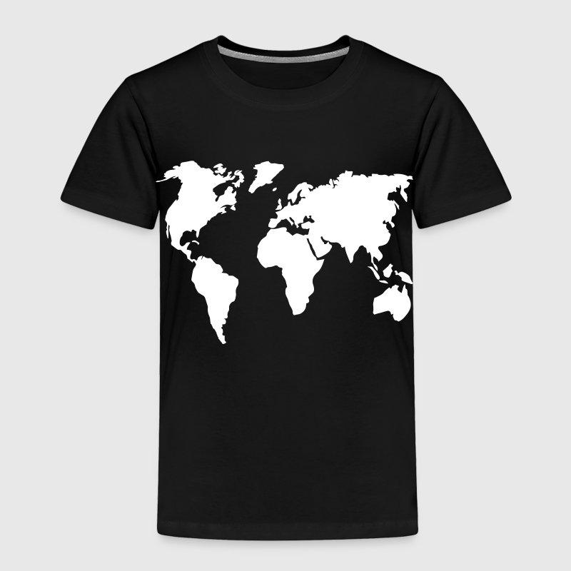 Worldmap travel 1c t shirt spreadshirt for Travel t shirt design ideas