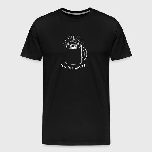 Coffee Illuminati - Men's Premium T-Shirt