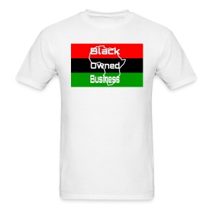Black Owned Business - Men's T-Shirt