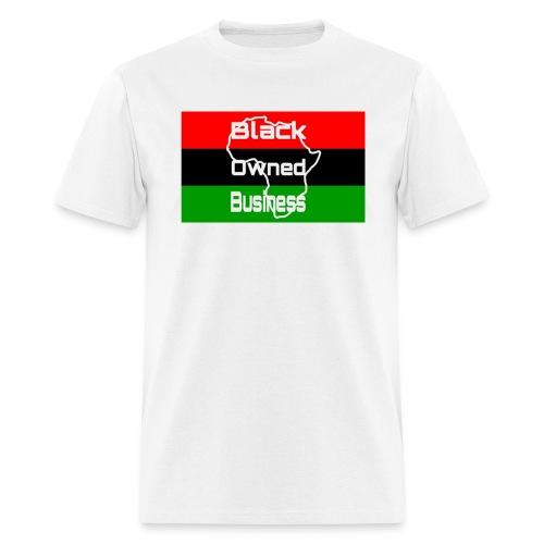 Black Owned Business - Men's T-Shirt
