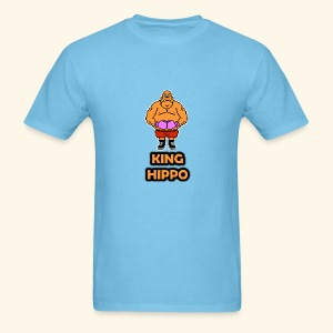 King Hippo T-Shirt - Men's T-Shirt