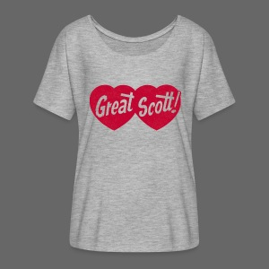 Great Scott - Women's Flowy T-Shirt