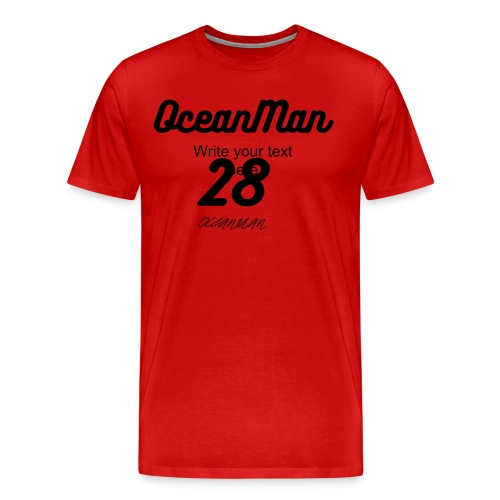 OceanMan - Men's Premium T-Shirt