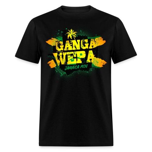Ganga wepa jamaica - Men's T-Shirt
