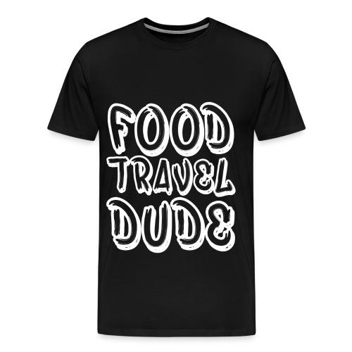 Bombing with FTD - Men's Premium T-Shirt