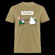 T-Shirts ~ Men's T-Shirt ~ Nose Pick Men's Standard Tee