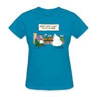 T-Shirts ~ Women's T-Shirt ~ Nose Pick Women's Standard Tee