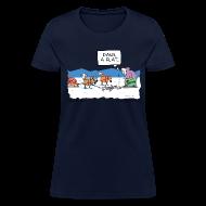 T-Shirts ~ Women's T-Shirt ~ Flat Women's Standard Tee