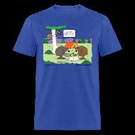 T-Shirts ~ Men's T-Shirt ~ Choke Men's Standard Tee