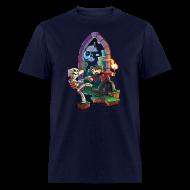 T-Shirts ~ Men's T-Shirt ~ Mens Tee: Brave Xephos