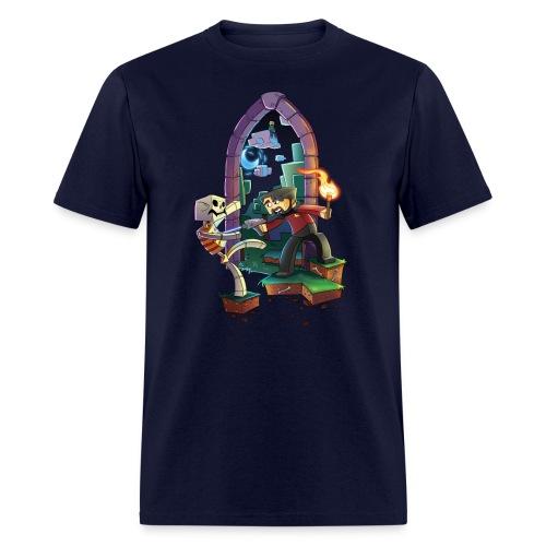 Mens Tee: Brave Xephos - Men's T-Shirt