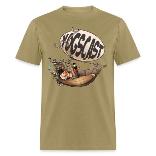 Mens Tee: Airship - Men's T-Shirt