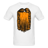 T-Shirts ~ Men's T-Shirt ~ Mens Tee: Dwarf Beard