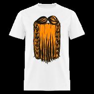 T-Shirts ~ Men's T-Shirt ~ Mens Tee: Dwarf Beard