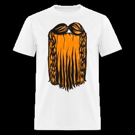 Mens Tee: Dwarf Beard ~ 351