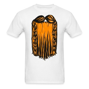 Mens Tee: Dwarf Beard - Men's T-Shirt
