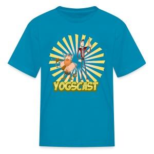 Kids Tee: Lewis and Simon Tekkit - Kids' T-Shirt